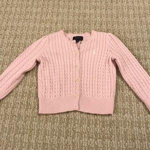 Polo Ralph Lauren sweater size 3T